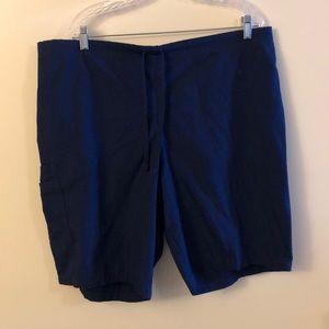 Navy Blue Bottoms, SB Scrubs, 2XL